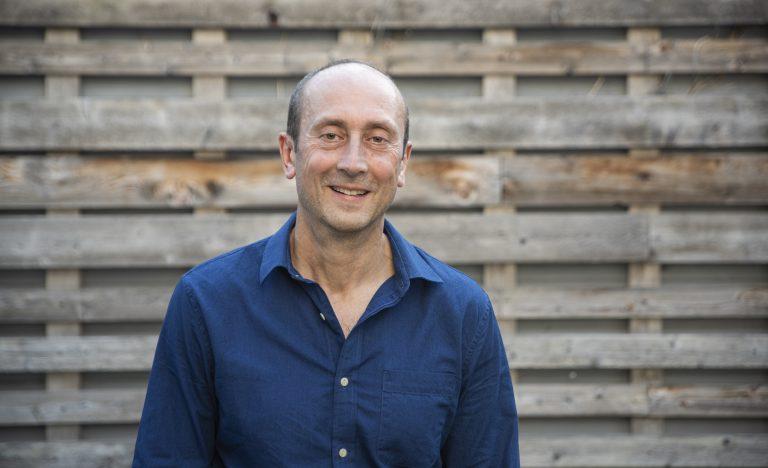 Covenant House Toronto Executive Director Mark Aston