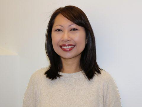 Jewela Cabrera, Mentor Coordinator.
