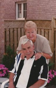 Ray and Betty Morris, Covenant House donors
