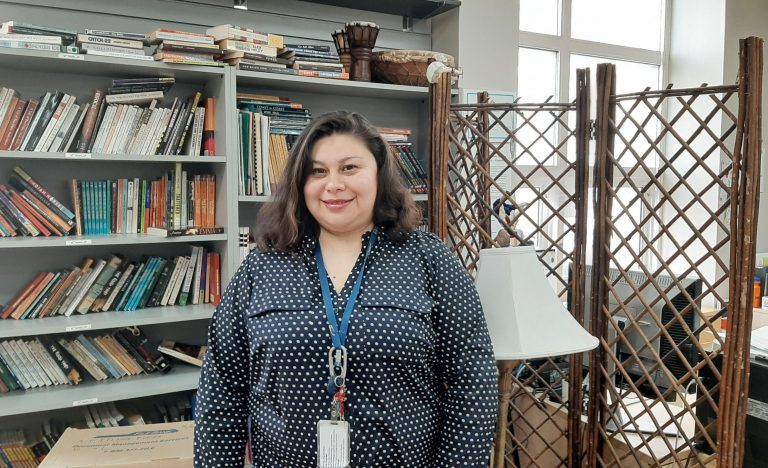 Zulma, Education support worker