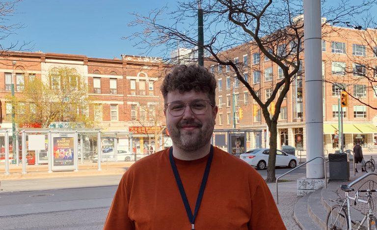 Brendan Halama, youth worker