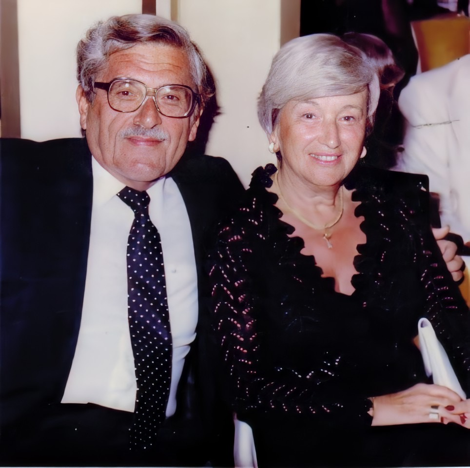 Lewis and Ruth Sherman