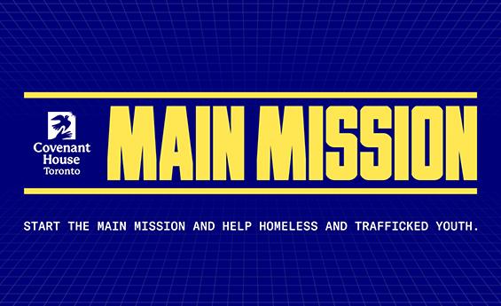 Main Mission banner